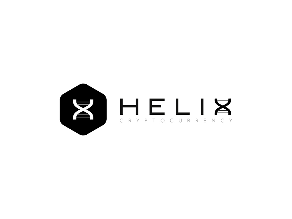 Logo Helix Crypto Currency