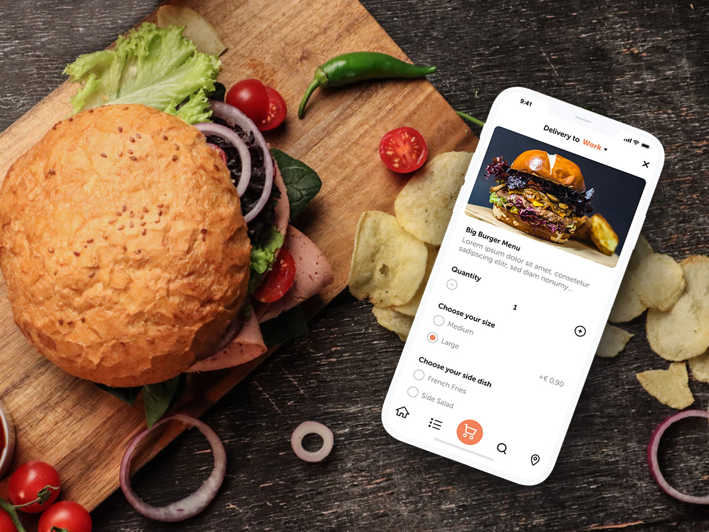 Eatery Food Delivery App